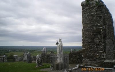Finding St. Patrick in Ireland