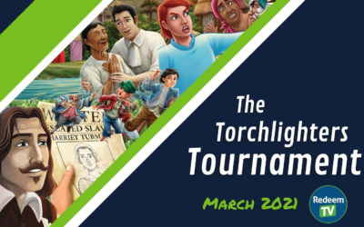 The Torchlighters Tournament is Here!